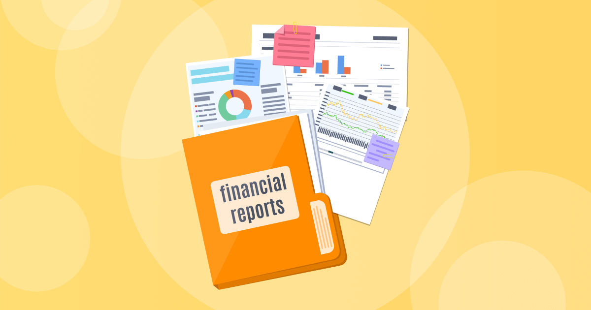 tracking reports in trello for financial teams