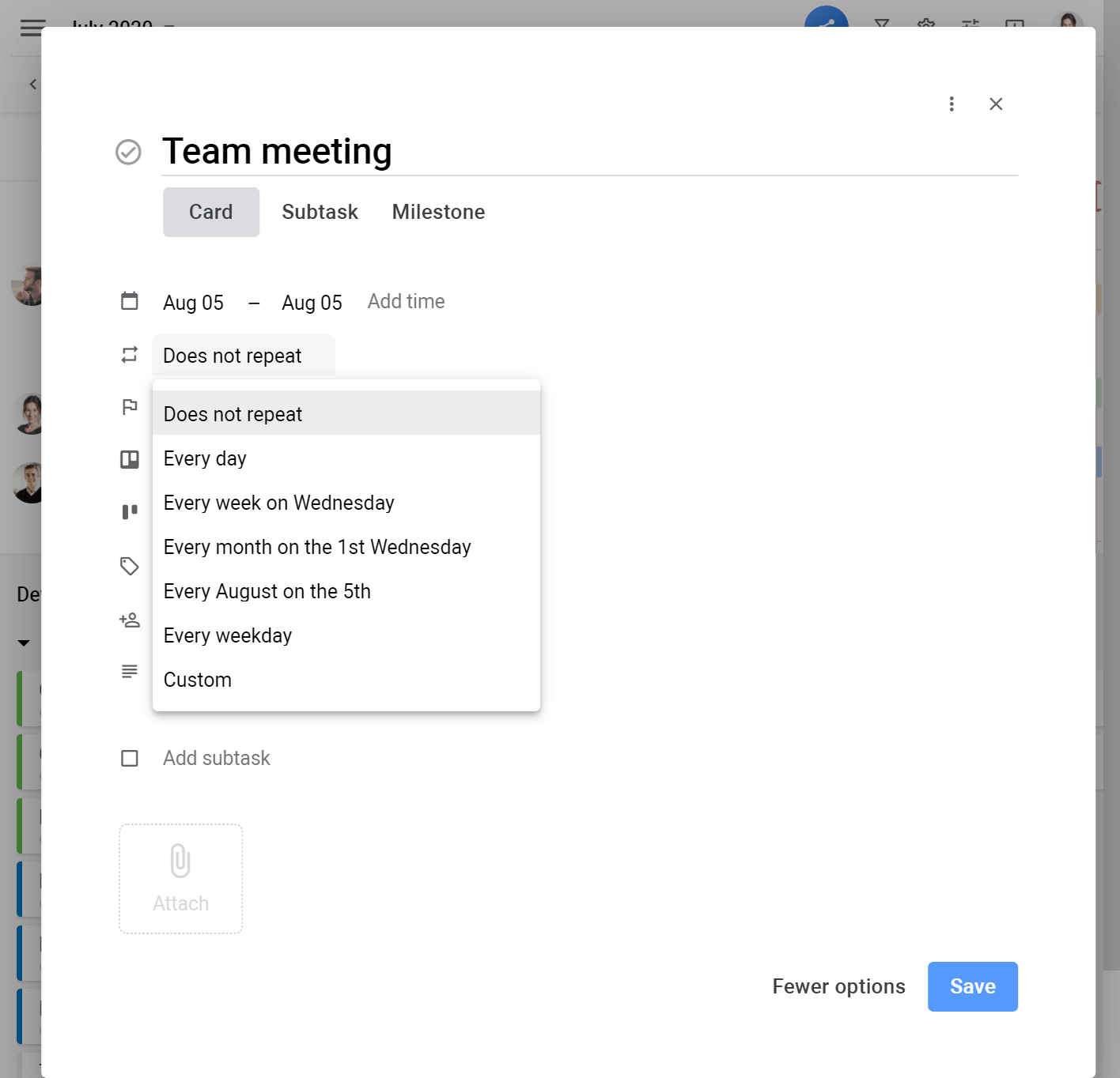 Planyway Getting Stated Archive Complete Tasks