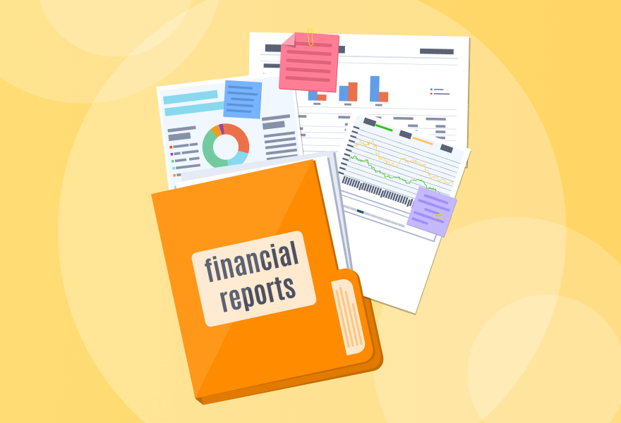 How a financial team can use Trello to track reports