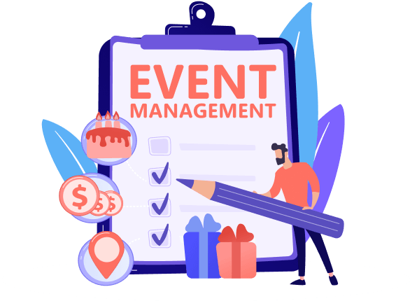 How to plan a corporate</br>event for a company?