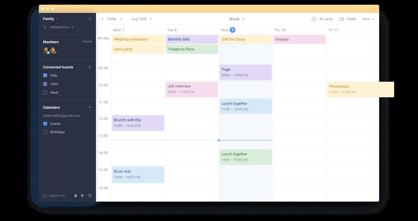 Couple Calendar