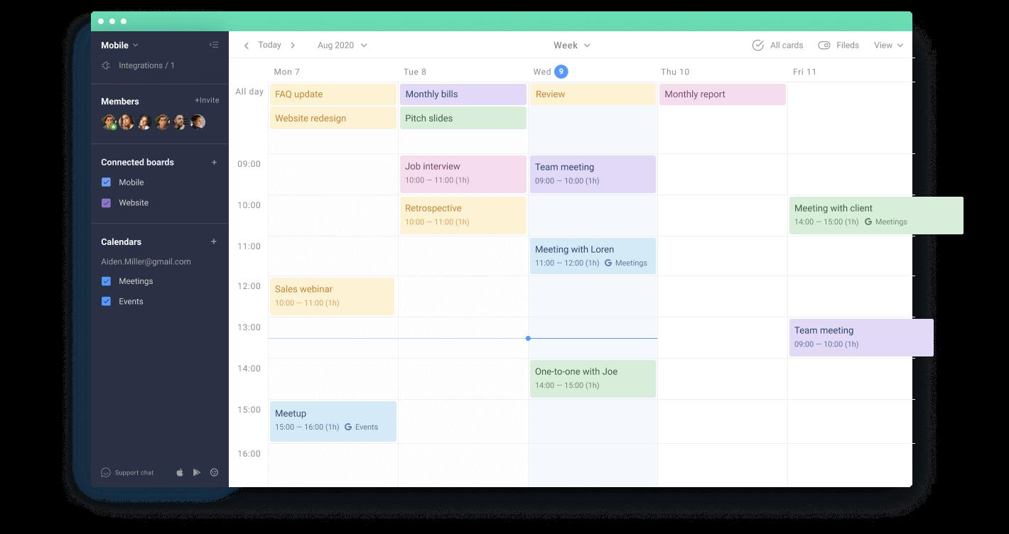Meeting Scheduling