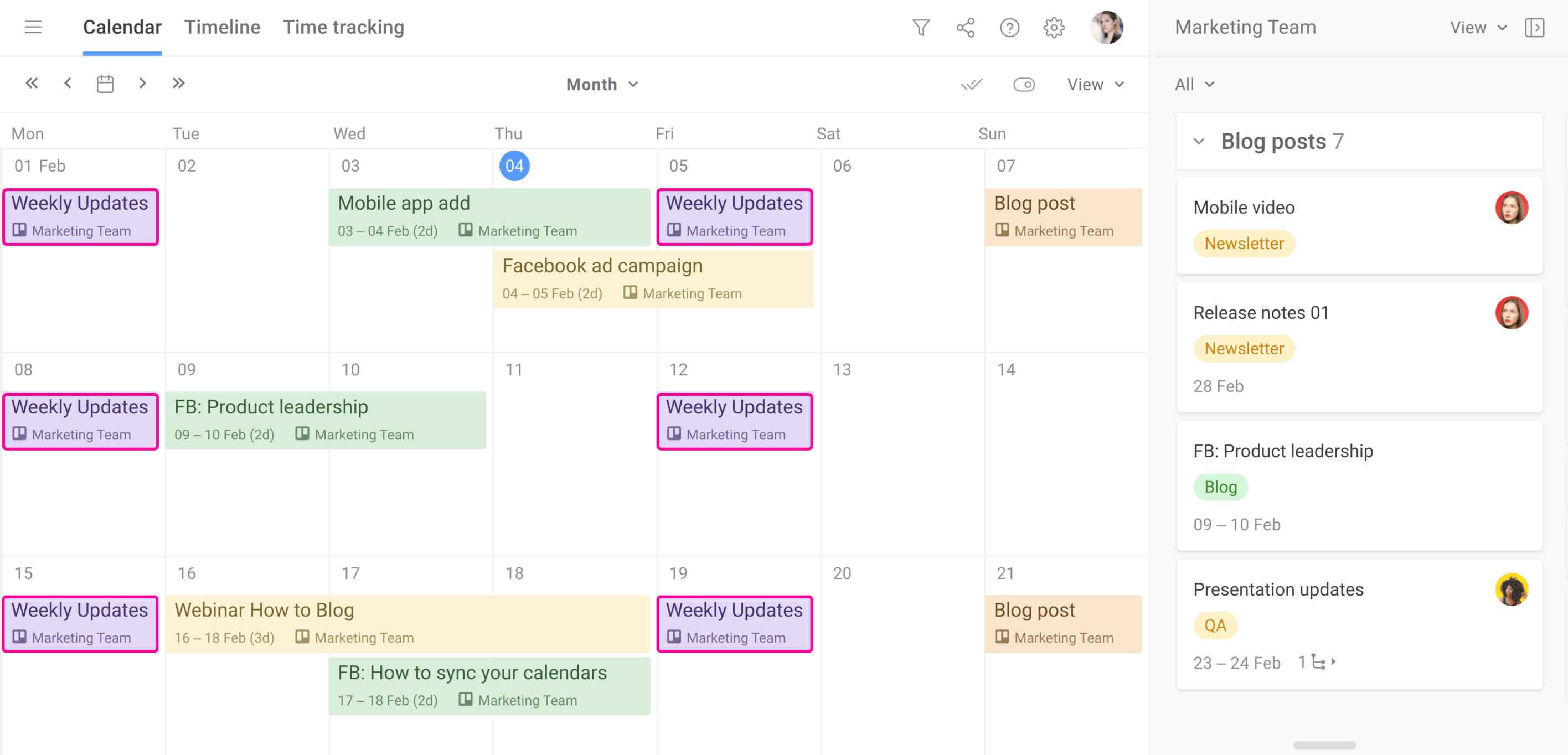Recurring Tasks in Trello Calendar
