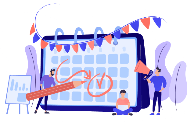 5 steps to planning</br>the perfect event
