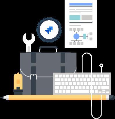 Best 5 project portfolio</br>management plugins</br>for Jira in 2021
