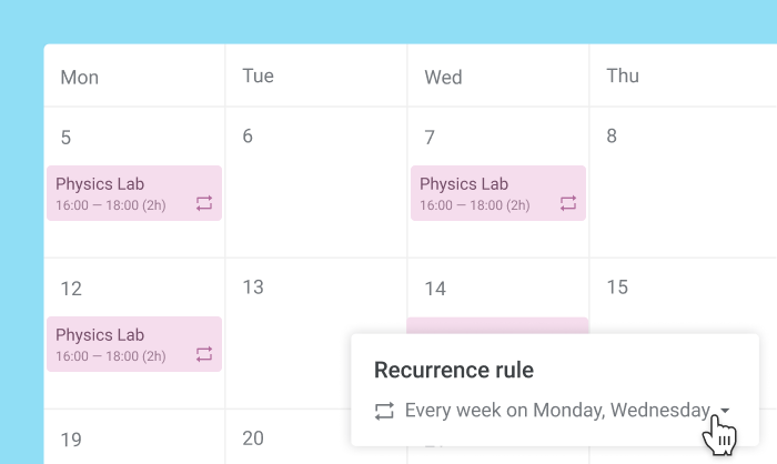 Trello Agile Project Management Planyway recurring cards