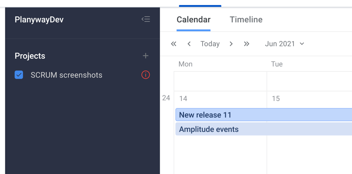 Planyway for Jira Cloud Guide Warning Dates
