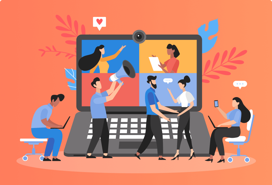 How to Organize Your</br>Remote Team for Better</br>Collaboration?