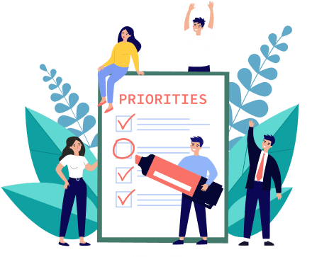How to Prioritize Tasks</br>in the Workplace