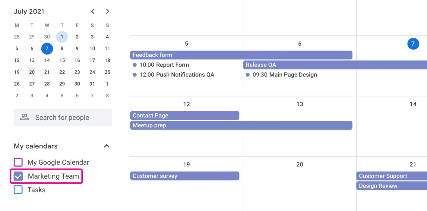 Planyway Google Calendar Integration New Calendar