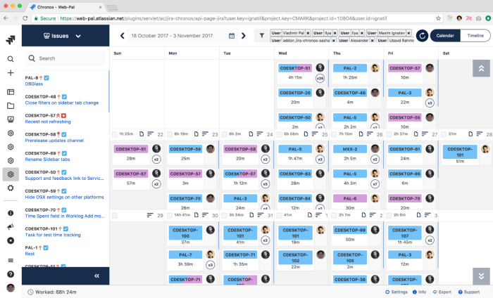 Time Tracking Ultimate Jira Guide Chronos