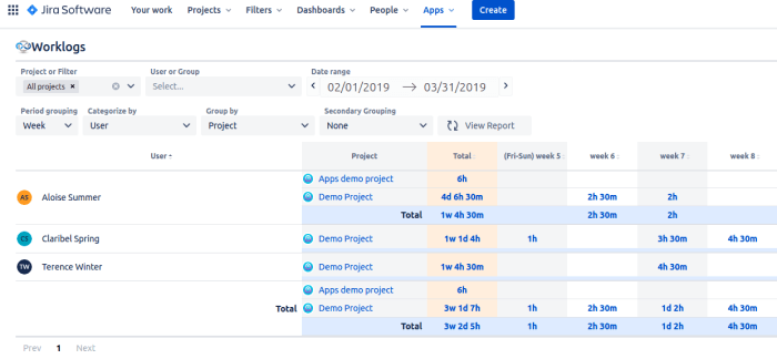 Time Tracking Ultimate Jira Guide Worklogs